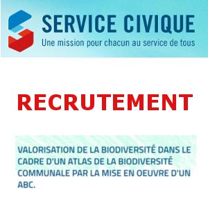 recrutement service civique valleraugue