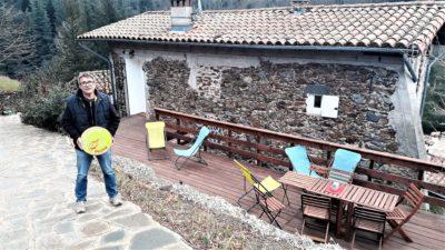 Après passage de la commission de contrôle, un gîte de Valleraugue s'est vu décerner le label pêche après avoir fait les aménagements préconisés pour accueillir un public ciblé