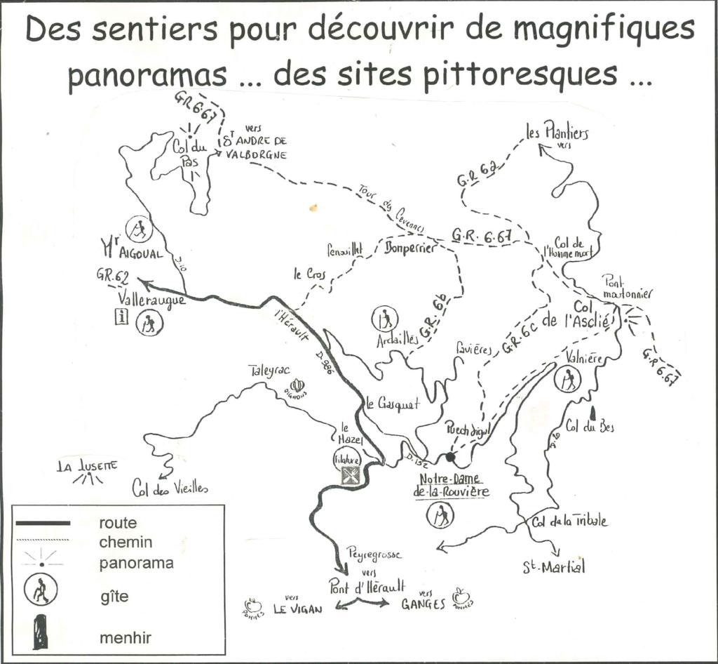 Sentiers de Notre Dame de la Rouvière